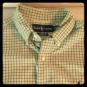 Ralph Lauren size M classic fit